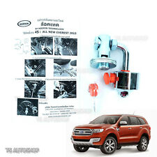 FORD EVEREST SUV 2.2 3.2 4X4 15 2016 4S SPARE TYRE WHEEL LOCK TECH PROTECT COVER