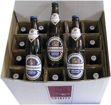 20 Flaschen Weihenstephaner Original Hell 0,5l - Bier aus Oberbayern