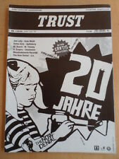 TRUST Nr. 118 - 2006 The Now-Denial Joe Lally Kate Mosh Some Girls Spillsbury