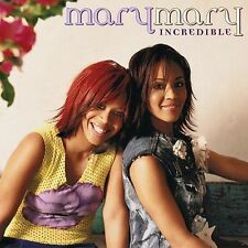 Incredible by Mary Mary (CD, Jul-2002, Sony Music Distribution (USA))