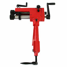 Bead Roller Jenny Bench Swager Rotary Hand Tool Die Manual Sheet Metalwork Tool