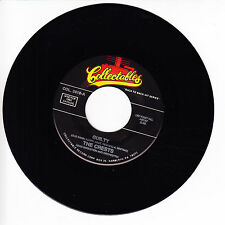 THE CRESTS Guilty VG++ 45 RPM DOO WOP REISSUE WITH SCARCE INTRO