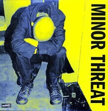 1st Two 7inches - Minor Threat (2010, Vinyl NEUF)