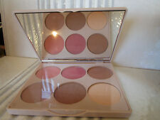 DOLL 10 CHEEK TO CHIC BLUSH & CONTOUR PALETTE SEE DETAILS PLEASE
