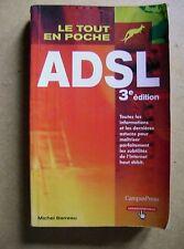 Livre ADSL le tout en poche 3 ème édition /Z111