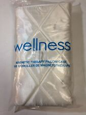 Wellness Magnetic Therapy Pillow Pad Large Magnets NIP