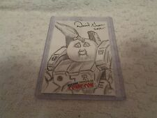 Topps NYCC 2012 Sketch Card