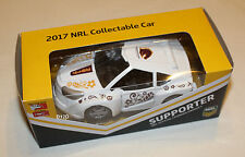 Brisbane Broncos 2017 NRL Official Supporter Collectable Model Car New