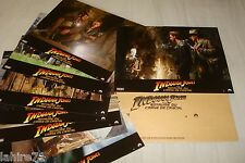 INDIANA JONES 4 le crane de cristal !  jeu 12 photos cinema lobby cards