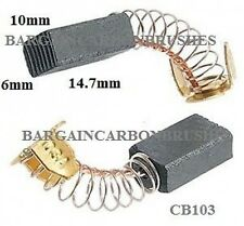 CARBON BRUSHES B&Q F36252 CLM210LSMS CLM210LSMK FMTC210MS NLE210MS MITRE SAW E19