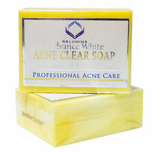 Authentic Relumins Medicated Pro Acne Clear Soap with Calamansi & Salicylic Acid
