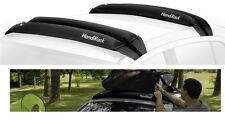 UNIVERSAL HANDIRACK INFLATABLE ROOF BARS  RACK & STRAPS (80KG LOAD) -BLACK