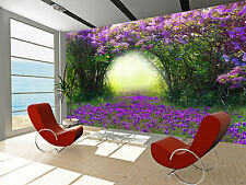 Magic Spring Forest Wall Mural Photo Wallpaper GIANT DECOR Paper Poster