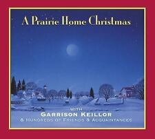 A Prairie Home Christmas by Garrison Keillor (1995, CD, Abridged, Unabridged)