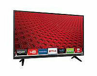 "BRAND NEW VIZIO E32-C1 32"" Class 31.5"" Diag. LED 1080p Smart HDTV Black"