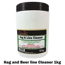 Keg & Beer Line Cleaner 1kg heavy duty cleaner - For the home brew hobbyist