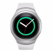 Samsung Gear S2 Sports Smart Watch SM-R720 BluetoothVersion Silver Free Shipping