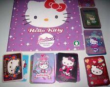 Hello Kitty Pearlcards komplett alle 124 Karten + Leeralbum #2