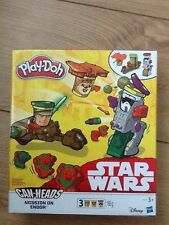 Play-Doh Can Heads Disney Star Wars 'Mission on Endor'
