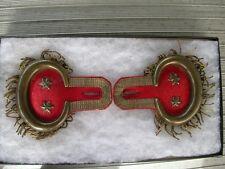 Military Epaulettes!  Original 19th Century!