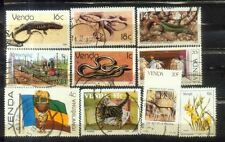 Venda South Africa Nice Stamps