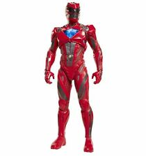 New Power Rangers Movie Big Figs Red Ranger Rouge Figure 20 in.  Collections