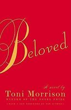 Vintage International: Beloved by Toni Morrison (2004, Paperback)
