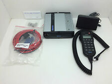 Globe Roamer Simoco SRM9000 UW-H Band UHF CB Radio with SRM9022 Mic & GPS Option