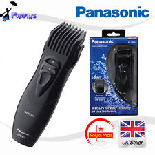 NEW Genuine Panasonic ER-2403K Battery Operated Wet Dry Beard Body Hair Trimmer