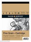 A5 DALER ROWNEY FINE GRAIN CARTRIDGE SKETCH PAD 160gsm ARTIST TEXTURED PAPER