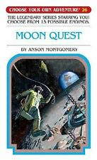 Moon Quest (Choose Your Own Adventure #26)