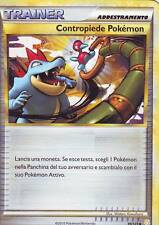 TRAINER - ADDESTRAMENTO - CONTROPIEDE POKEMON - 99/123 - ITALIANO - EX
