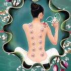 12 Cups Chinese Medical Vacuum Cupping Magnetic Therapy Suction Acupuncture Set