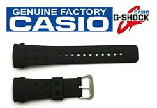 CASIO G-Shock G-8000 Original Black Rubber Watch BAND Strap