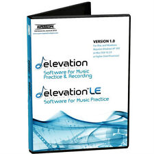 Superscope Elevation LE Music Practice Software Individual License Disc Version