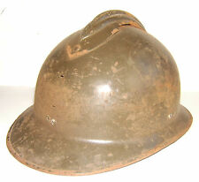 WWII CASQUE ADRIAN MOD. 26  COQUE POUR REMONTAGE -