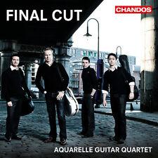 Aquarelle Guitar Qua - Final Cut: Film Music for Four Guitars [New CD]