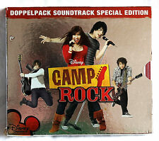 CD/DVD - CAMP ROCK - Doppelpack Soundtrack Special Edition