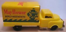 Old Tin Plastic Friction Toy Advertising Truck MAYFLOWER Movers Japan 1950s-60s