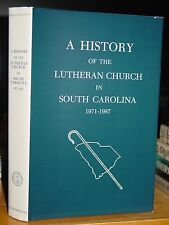 History Of The Lutheran Church In South Carolina 1971-87, Congregational History