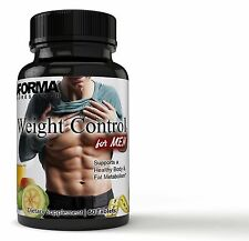 Weight Loss Control For MEN - Fat Burner & Powerful Appetite Suppressant