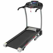 Deluxe Folding Electric Treadmill Portable Motorized Running Exercise Machi