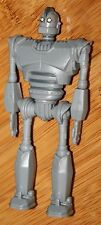 """HTF 1999 Warner Brothers IRON GIANT Movie Promo Articulated 4 1/4"""" Robot Figure"""