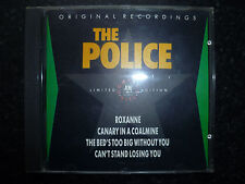 The Police 'Compact Hits (A&M AMCD 905) 1988 Limited Edition CD EX