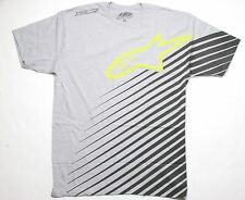 Alpinestars Intense Classic Tee (XL) Heather Gray
