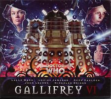 Dr Doctor Who Gallifrey Series 6 Audio CD Boxed Set MINT