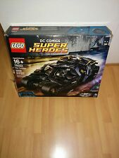 Lego Batman The Tumbler 76023 Damaged Open Box Sealed Bags. Box is not included!