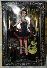 "Barbie Collector # l9663 hard rock cafe ""Never!"