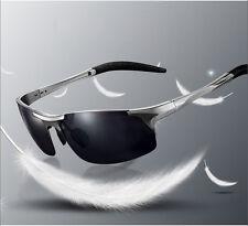 NEW Aluminum Magnesium Alloy Men Polarized Sunglasses Driver Outdoor Sun Glasses