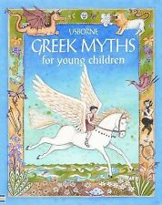 Usborne: Greek Myths for Young Children: Heather Amery: HB:   MINT,  FLAWLESS !!
